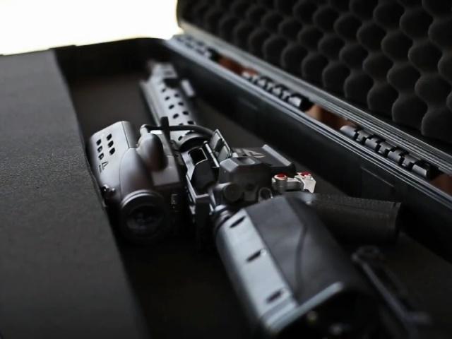 背向敵人也能打中目標,Wi-Fi狙擊槍可能是戰場上致命的夢魘