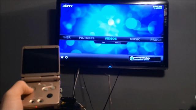 Maker玩家將作業系統塞進GBA,改造成掌上型電腦
