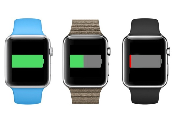 Apple Watch 重度使用下續航力只有 2.5 小時,還是帶個行動電源出門吧!