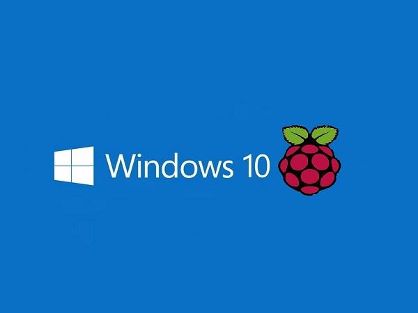 樹莓派2代才發佈,微軟馬上宣布Windows 10 將有支援它的版本