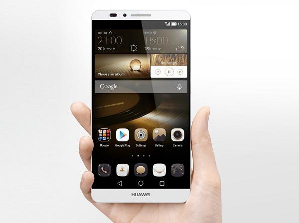 華為 Mate 7 與台灣之星合作,月繳 1399 手機 0 元