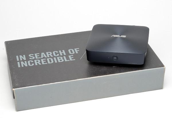 Asus VivoMini UN62 超迷你電腦實測,比別人多了讀卡機更實用