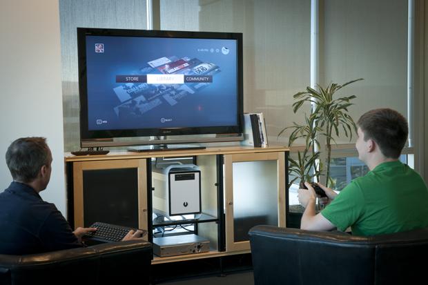 遊戲玩家觀點:時機成熟,讓 PC 遊戲進駐你的客廳吧!