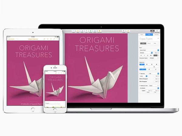 蘋果開放 iWork for iCloud beta,不用蘋果裝置也能註冊