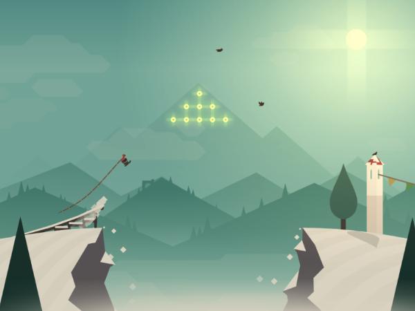 剪影風橫向動作手機遊戲《艾爾托的冒險》最新影片曝光,預定2月19日於iOS平台上架