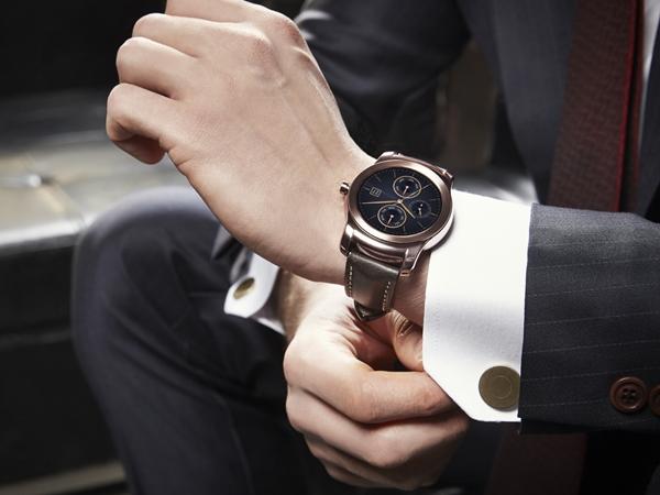 LG 再推智慧手錶 Watch Urbane,圓形錶面、金屬錶身,十足美型