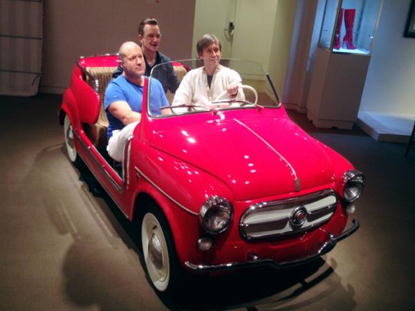 蘋果Jony Ive說:「有些車長得真是無趣」,猜猜哪些車被他吐槽了?