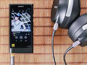追求完美,別無他選,旗艦級數位隨身聽Sony  NW-ZX2