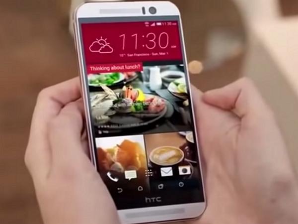 雖然官方HTC One M9真面目還沒公布,但YouTube已經有了操作影片