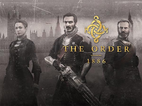 《The Order:1886》PS4 當代遊戲畫面的華麗指標