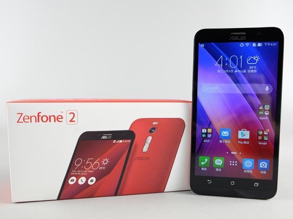 進擊的華碩,免萬元的 ZenFone 2 高規平價手機動手玩