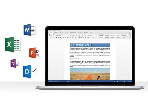 微軟推出 Office 2016 for Mac 預覽版,現在開放免費試用