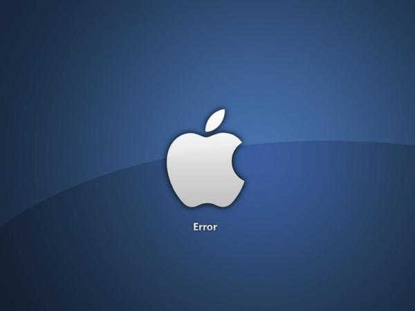 Apple網路服務大出包!回顧這幾年在國內蘋果網站突過的槌