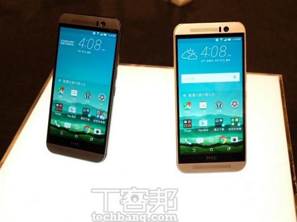HTC One(M9)台灣首發,3月16日開賣 32GB 售價 21,900 元