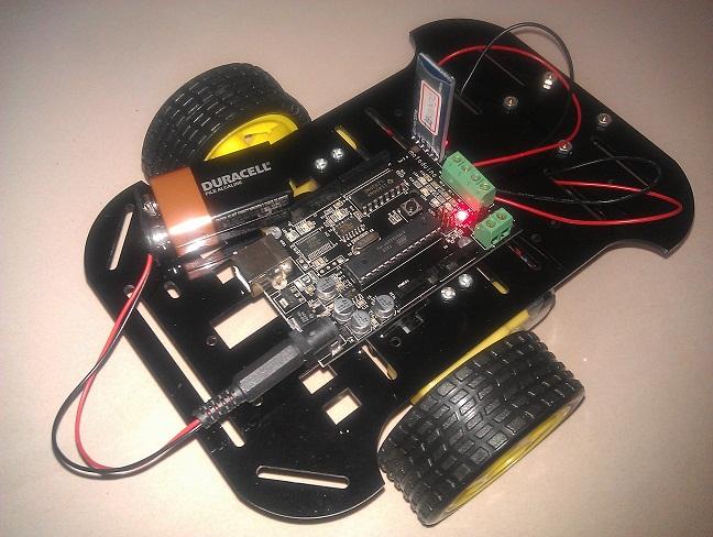 【T客邦Maker Club】Arduino 手機藍牙遙控車實作坊