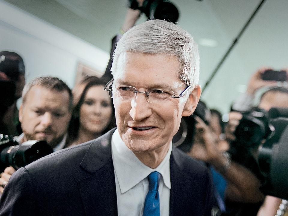 微軟的問題是什麼?聽聽看Apple的Tim Cook 怎麼說 | T客邦