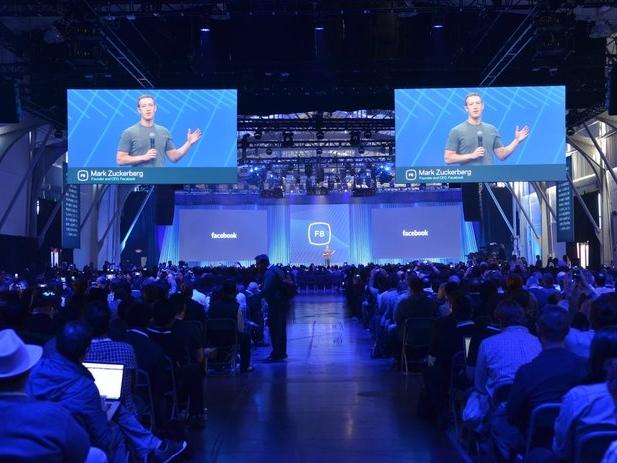 在 F8 開發者大會上,Facebook 表示接下來要做這 5 件事