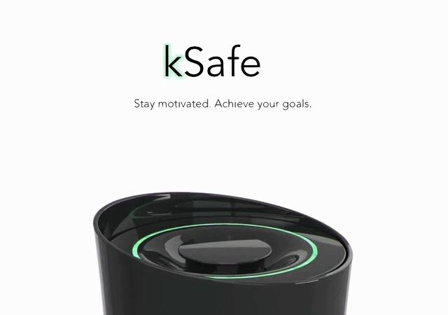 這個智慧罐子能幫你訓練意志力,不跑步就不讓你打開吃餅乾