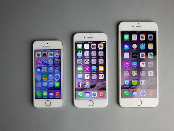 4吋螢幕的 iPhone 6,會比大螢幕的iPhone 6吸引你嗎?