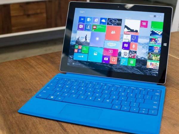 微軟意外發表 Surface 3 入門級平板,售價499美元起