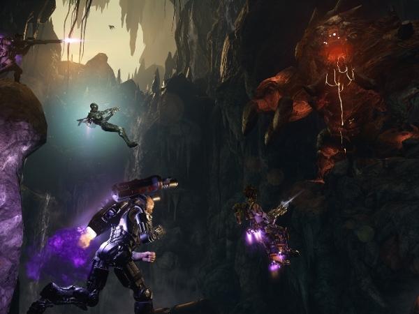 《惡靈進化》增添「Behemoth」怪獸、四名新獵人與其他特點