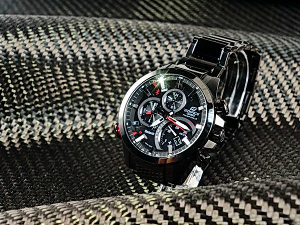 評測:Casio EQB-500D 藍牙智慧錶,將是挑戰 Apple Watch 力作?