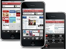 Opera Mini空降22國App Store下載第一名,Skyfire也將有樣學樣?