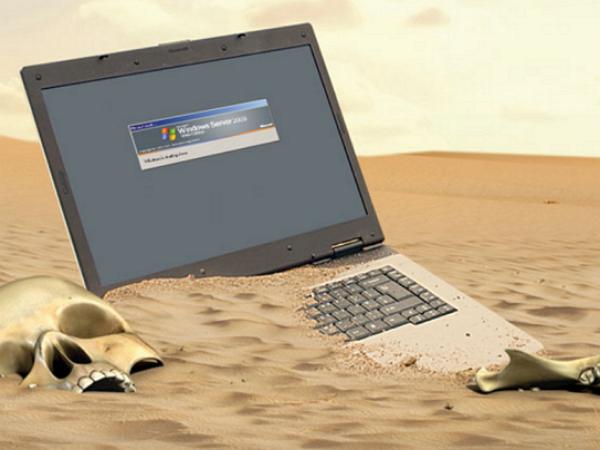 微軟:Windows Server 2003終止延伸支援倒數最後一百天