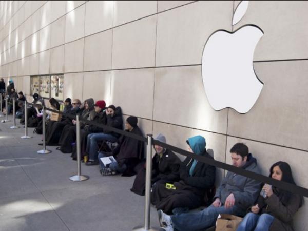 果粉們,蘋果叫你不要再去排隊買新品了!