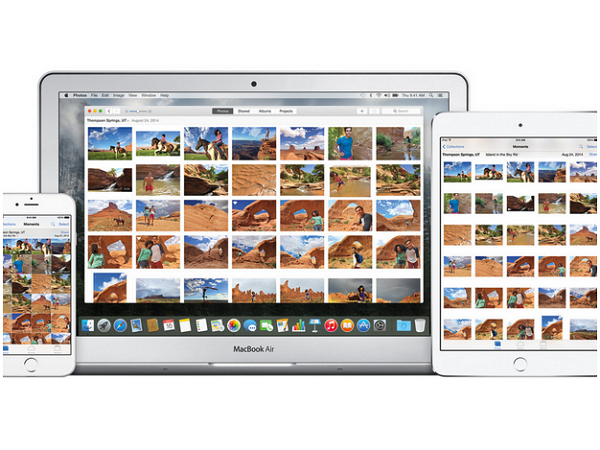 Apple推出OS X 10.10.3重要更新,同場加映iOS 8.3版本及全新照片程式Photos