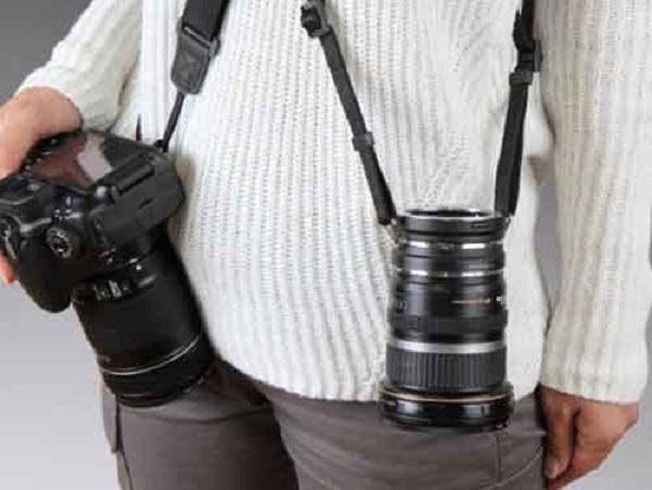 單眼換鏡頭的好幫手 GoWing Lens Holder,避免換鏡頭悲劇發生