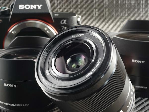 Sony A7 絕無僅有的平價大光圈選擇:Sony FE 28mm f/2.0 評測