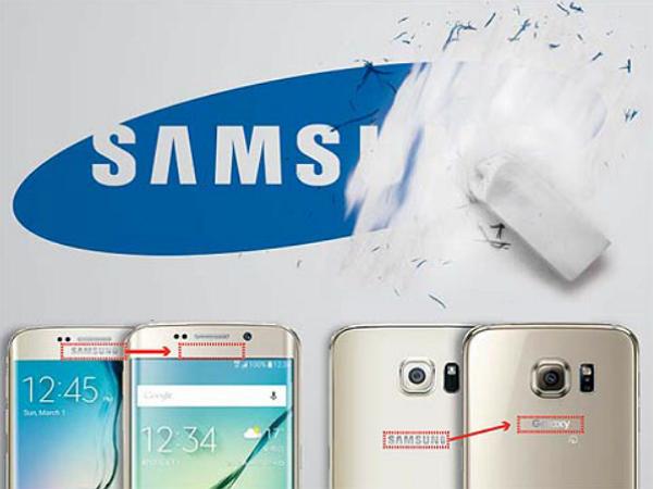 這是哪招?三星在日本拿掉了「Samsung」標誌來賣Galaxy S6 | T客邦