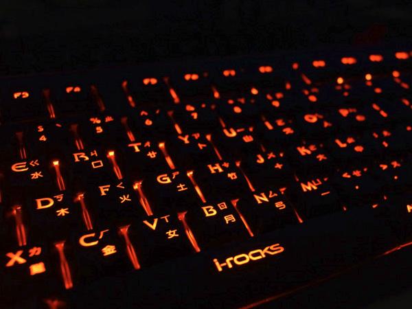 i-rocks K50E 高剪刀腳電競鍵盤:不但適合遊戲,一般文書使用表現亦出色
