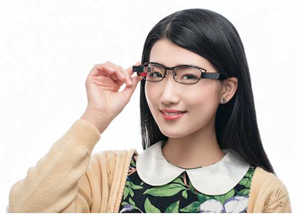 這不是Google眼鏡重生,而是中國廠商推出台幣10,000元的智慧眼鏡