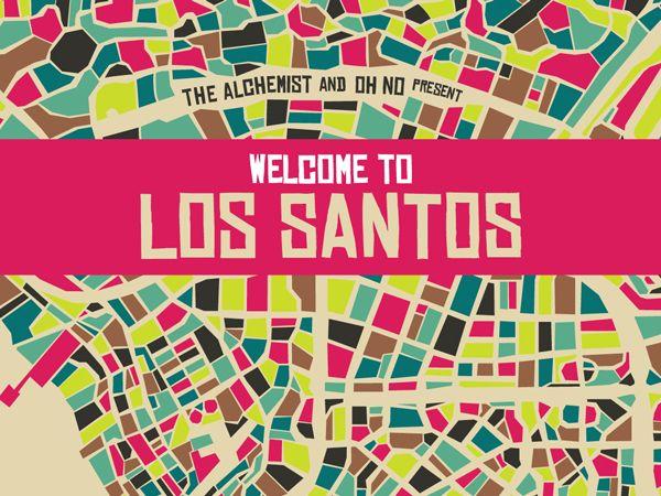 《歡迎來到洛聖都》(Welcome to Los Santos) 專輯現已上市 –收錄多首專為《俠盜獵車手5》量身打造單曲