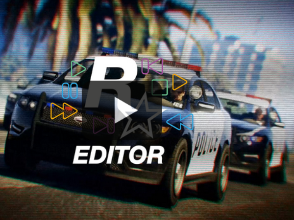 《俠盜獵車手5》PC 版 Rockstar 影片編輯器作品賞析