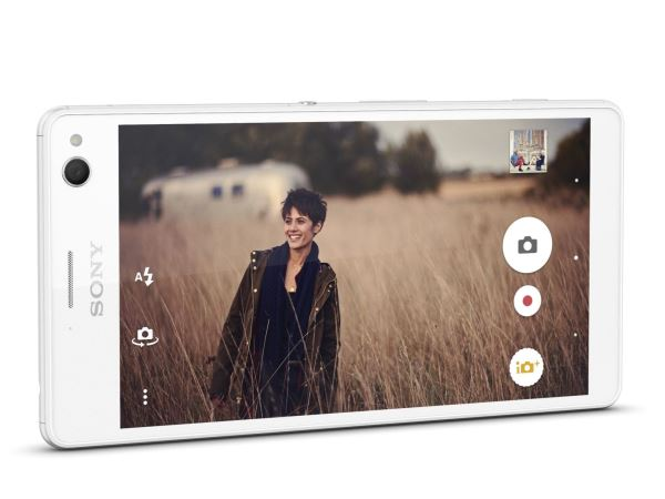 Xperia™ C4 –新一代「自拍利器」 美照輕鬆拍 趣味更升級