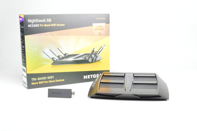 對得起價格的傳輸效能,Netgear R8000 無線路由器實測