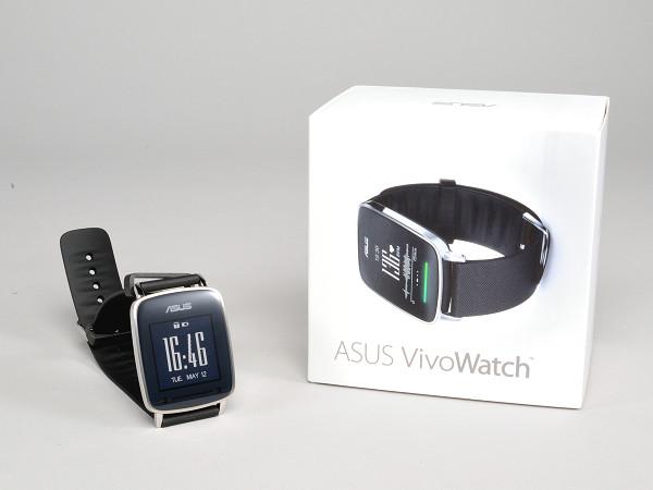 更加陽剛帥氣,Asus VivoWatch 智慧型運動手錶開箱體驗