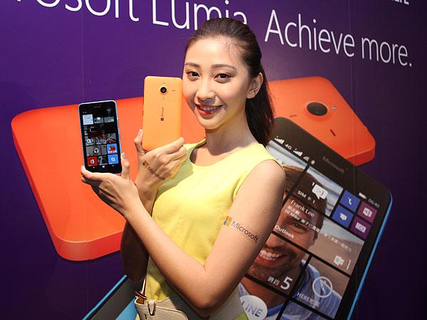 可直升 Windows 10 手機!Microsoft Lumia 640 LTE大小雙機發表