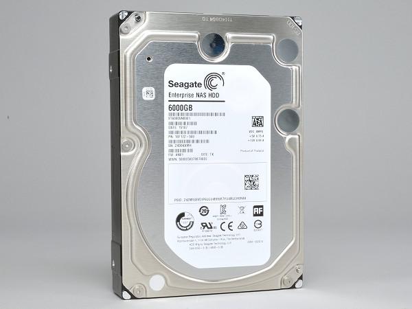 Seagate Enterprise NAS HDD 實測,7200RPM 網路儲存應用最佳化硬碟