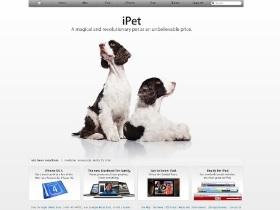 Apple全新產品iPet即將上市