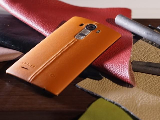 LG G4 皮革手機 6/1 開賣,採量子點螢幕售價 20,900 元