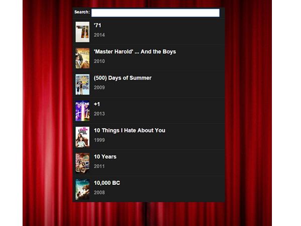 盜版界的MOD:Popcorn Time網站版上線,用瀏覽器即可看