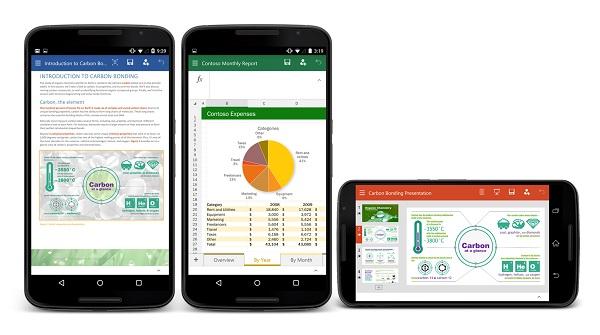 微軟推 Office for Android 內測版,教你怎麼比別人提早使用
