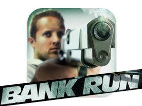 【iPhone App】神槍手英雄救美:Bank Run