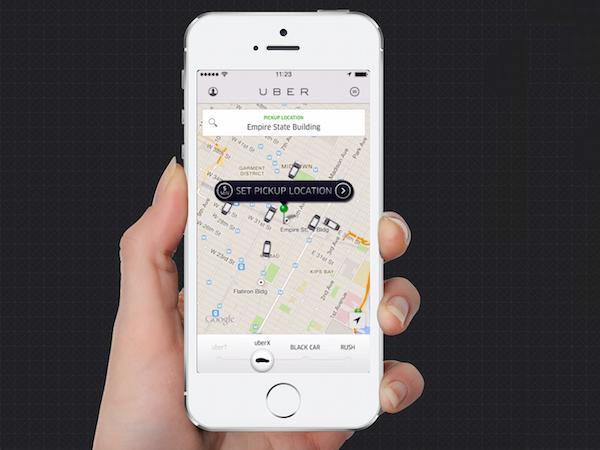 Uber更新隱私權條款,可在背景追蹤你的位置