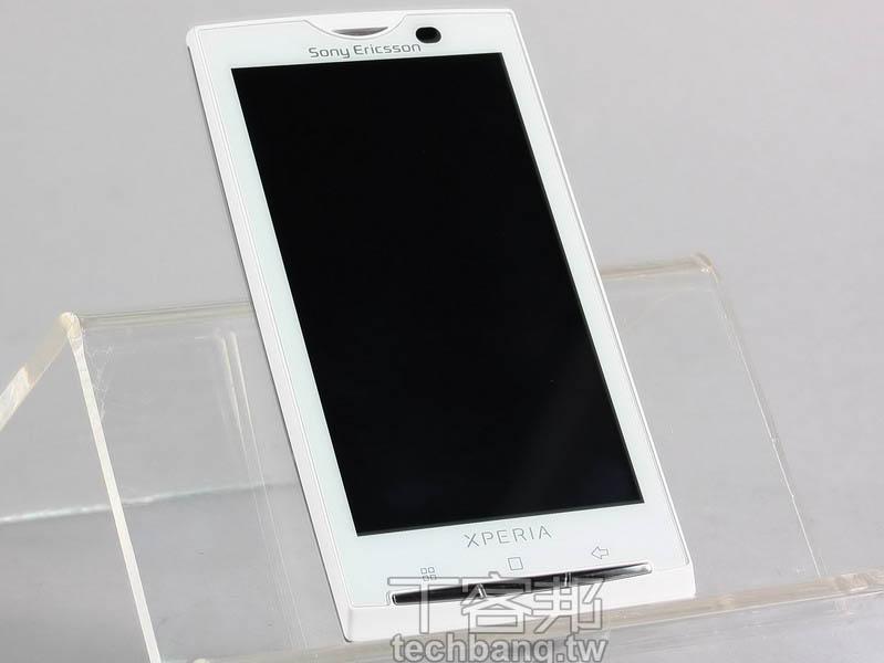 Sony Ericsson首款Android手機X10(下)