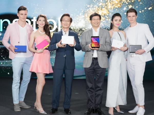 Computex 2015:華碩推出 Zen 家族多款新品,ZenPad 平板、ZenFone Selfie 自拍機、Zen AiO